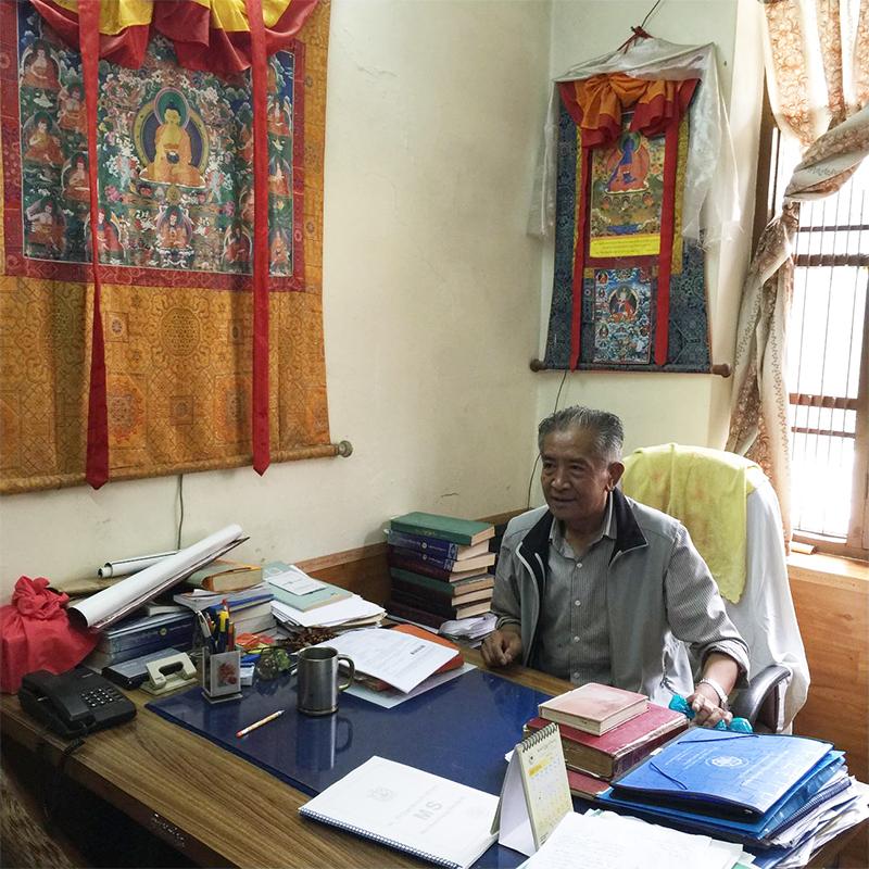 Dr Tenpa Choepel