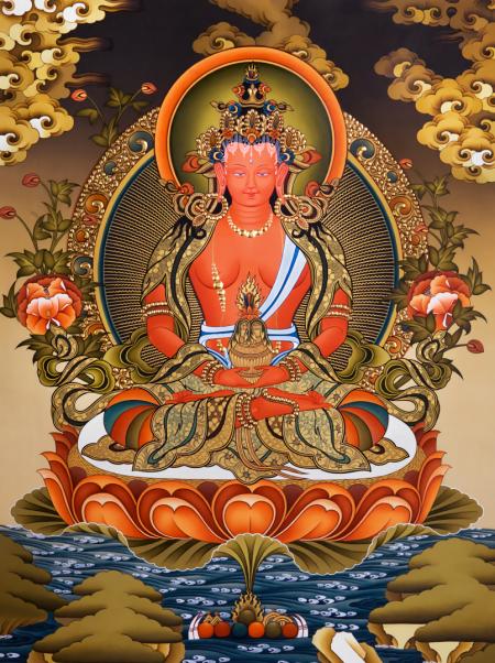 Le bouddha Amithaba